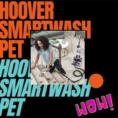 Hoover SmartWash Pet