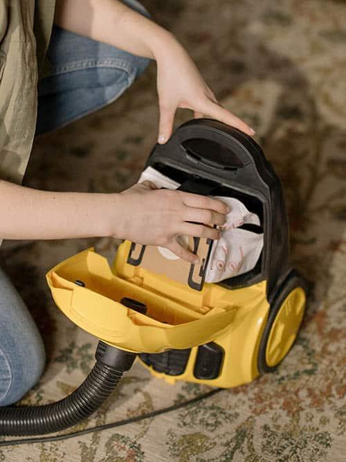 best vacuum cleaner for hair