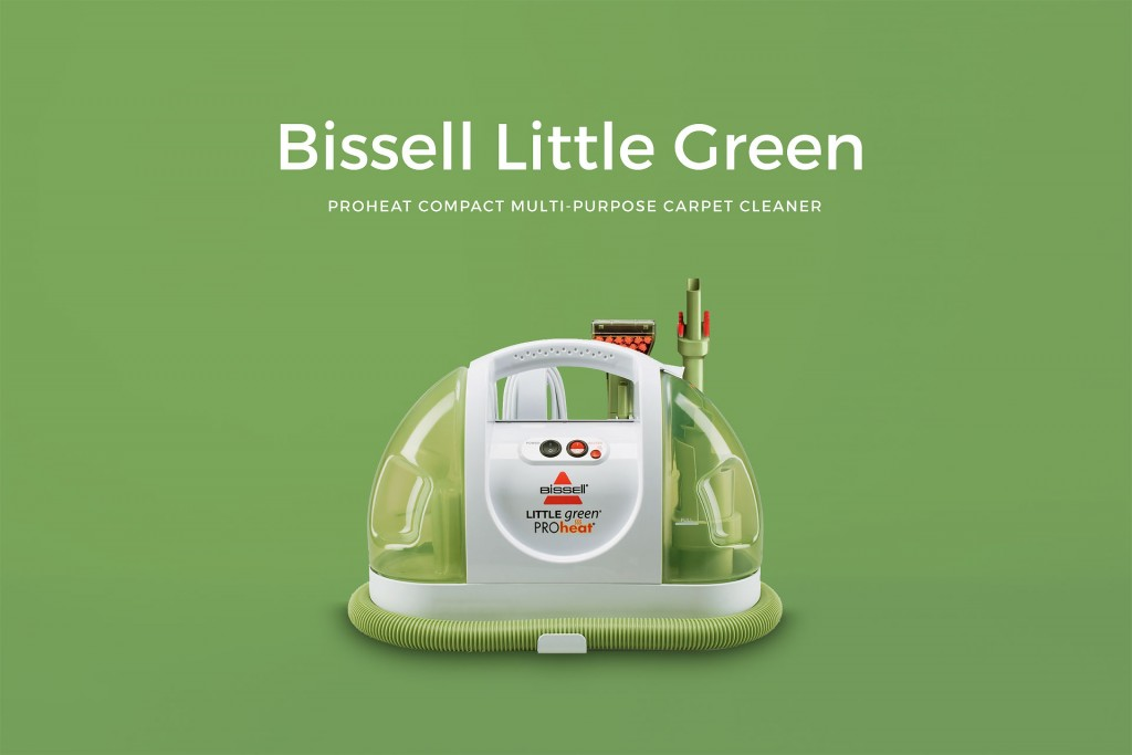 Bissell Little Green Featured