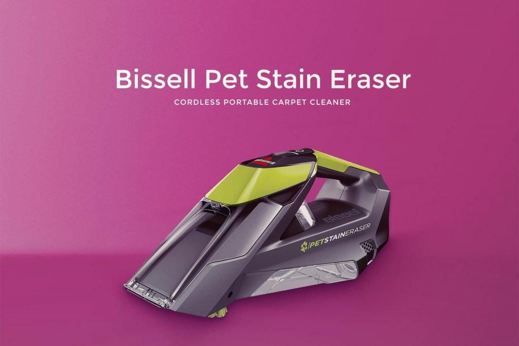 Bissell Pet Stain Eraser Featured