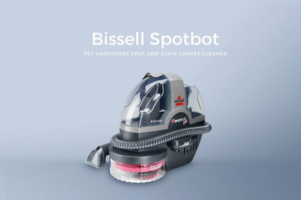 Bissell Spotbot Featured