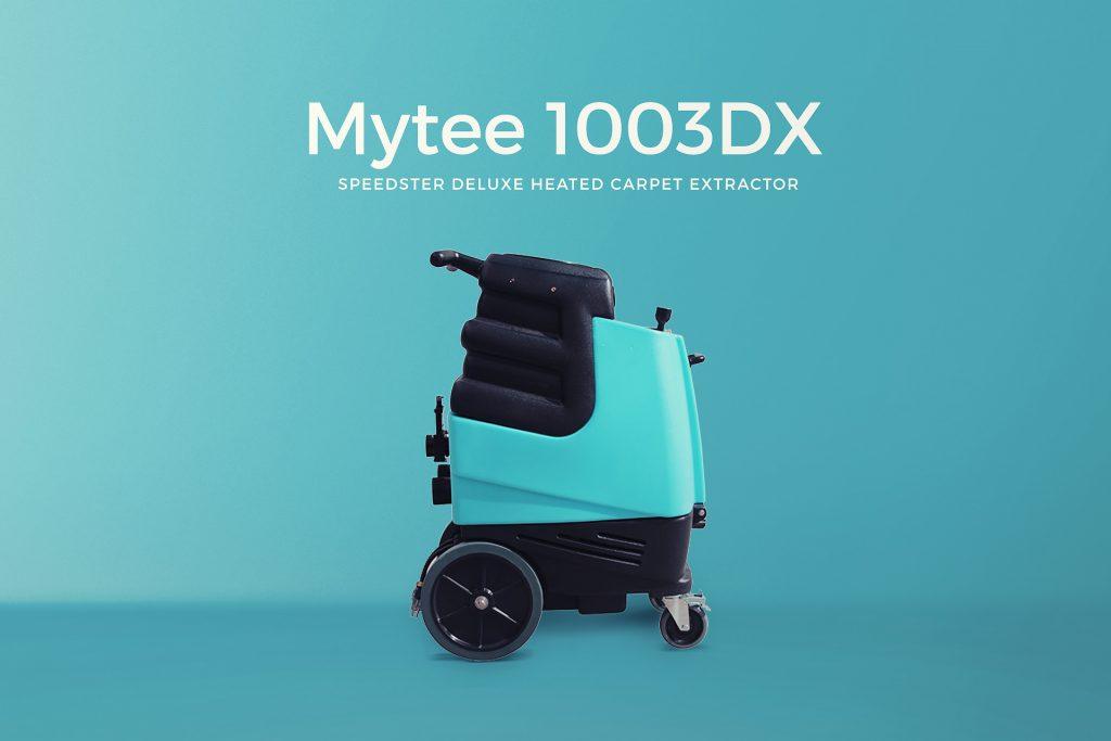 Mytee 1003DX Speedster Featured