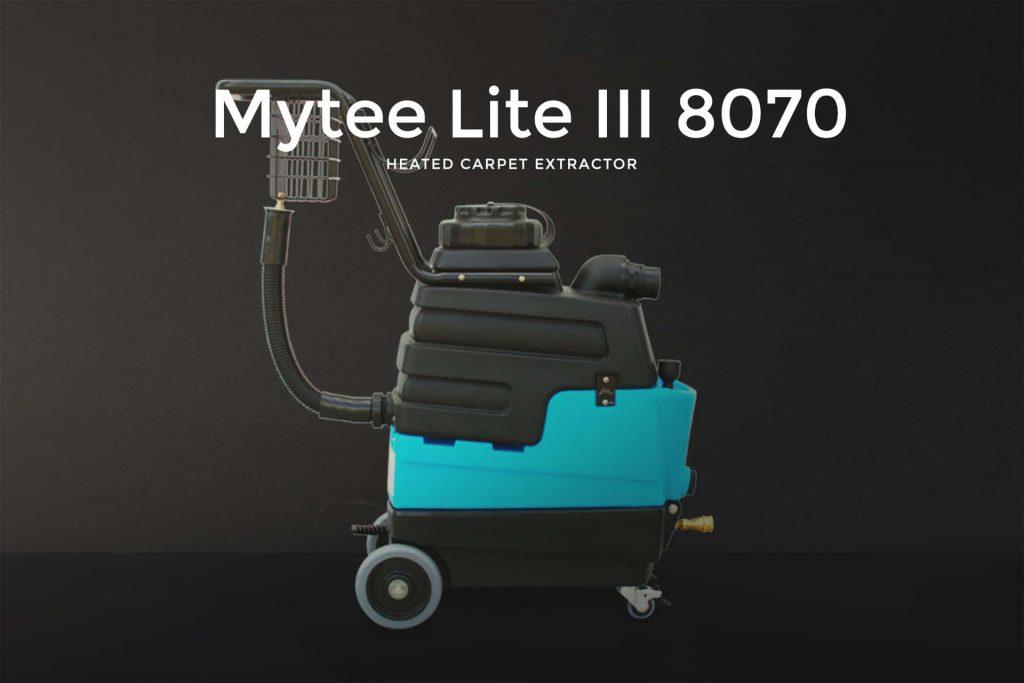 mytee lite iii 8070 carpet extractor