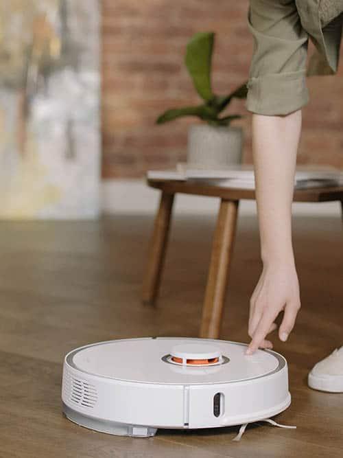 robot vacuum for long hair
