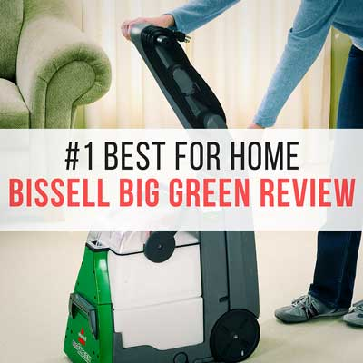Bissell Big Green Review Sidebar